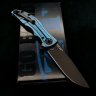 Нож ZERO TOLERANCE 0609BLUBLK